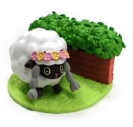 5. Wooloo Card Stand 「 Pokemon DesQ Desktop Figure Go to Garal Region! 」