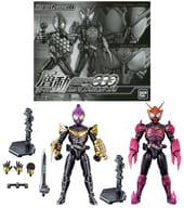 SO-DO CHRONICLE Layered Kamen Rider Óðr Kachiri Combo & So Combo Set Premium Bandai Only