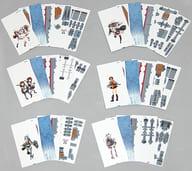 "全部6種類型為""杏仁Glico×Kantai Collection-Kankore-3D拼圖套裝"""