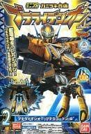 2. Aerodactyl Denoo (Aerodactyl Gordon) B 「 Juden Sentai Kyoryuger MINIPLA Kamitsuki Gattai P Terai Denoo 」