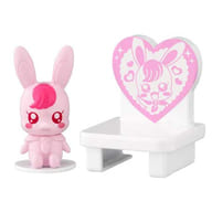 "5. Labyrinth & Chair ""Healing doll Pretty Cure"""