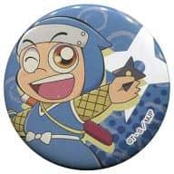 Hachi 「 MYSTERIOUS JOKER Can Badge Ramune 」