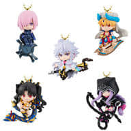 Set of 5 Kinds 「 Twinkle Dolly Fate/Grand Order - Absolute Maju Sensen Babylonia - Vol. 1 」