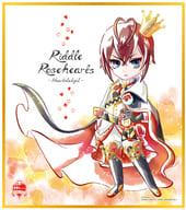 1. Riddle Rosehearts 「 Disney: Twisted-Wonderland Shikishi ART1 」