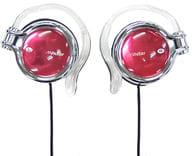Victor Armless Headphones (Garnet Red) [HP-AL102-R]