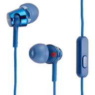 Sony Enclosed Inner Ear Receiver (Blue) [MDR-EX155AP (LI)]