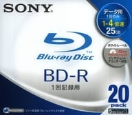 BD-R 4x 25GB 20 sheets pack for Sony data [20BNR1DBPS4]