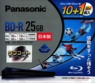 Panasonic BD-R for Recording 25 gb 11 Pack [LM-BR25LW11M]