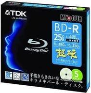 TDK Recording BD-R 25 gb 5 Pack [BRV25PWB5MY]