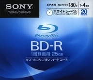 Sony BD-R 25 gb 20-Pack for Recording [20BNR1VCPS4]