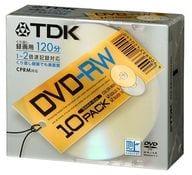 TDK Recording DVD-RW Color Mix 4.7 gb 10-Pack [DVD-RW120GSX10U]