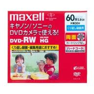日立萬勝錄像用DVD-RW8cm2.8GB[DRW60HG.1P A]