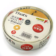 Start Lab / Taiyo Yuden Data DVD-R That S 4.7 gb 10-pack [DR-47TY10BA]
