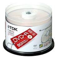 TDK Data DVD-R 4.7 gb 8 x 50 Disc Pack [DVD-R47ALX50PU]