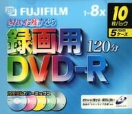 DVD-R Cocktail Color Mix for Fujifilm Recording 4.7 gb 10-Pack [VDR120JX10M8X]