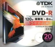TDK Recording DVD-R 4.7 gb 20-Pack [DR120PWB20U]