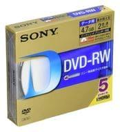 DVD-RW for Sony Data 4.7 gb 2x-speed 5-pack [5DMW47HPS]