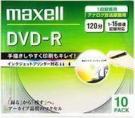 DVD-R DVD-R 4.7 gb 10-Pack [DR120PLWPC. 10S]
