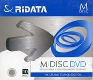 Ri-JAPAN DVD-R 4.7 gb 10-Disc Pack [M-DVD4.7GBPW10P]