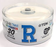TDK資料光盤700MB30張裝[光盤80TWX30PS]