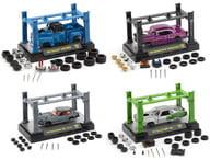 1/64 Model Kit Release 28 4 Assortment [37000-28]