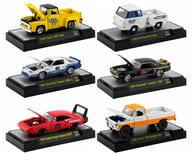 1/64 Auto-Trucks/Detroit-Muscle Release 54 6 Pack Assortment [32600-54]