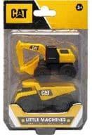 CAT Dump Truck & Excavator Set [TM005]