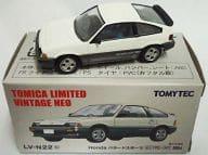 1/64TLV-N22c Honda Ballade Sports CR-X Si(白色×灰色)「Tomica Limited复古NEO」[225393]