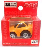 CHORO Q STD-38SLK (Yellow) 「 Standard No. 38 」