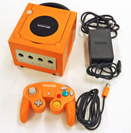 Main Unit Game Cube Main Unit (Orange) (without box / manual)