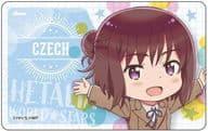 捷剋IC卡貼紙「黑塔利亞World★Stars」