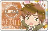 Slovak IC Card Sticker 「 Hethalia World ★ Stars 」