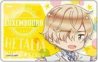 Luxembourg IC Card Sticker 「 Hethalia World ★ Stars 」