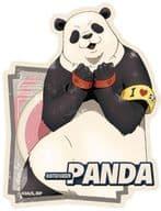 13. Panda Travel Sticker 2 「 Sorcery Fight 」