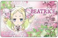 Beatrice Komorebi Art IC Card Sticker 「 Re:ZeRo Starting Life in Another World 」