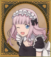 Chika Fujiwara (Up) 「 Kaguya-sama wa Kokurasetai? ~ Genius's Love Battle ~ Illustration, Maid & Butler ver. Trading Mini 」