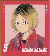 Haikyu, 「, Kozume Kenma! TO THE TOP TRADING ANI-ART, No. 5, Mini Shikishi 」