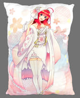 May Nakano -style Cushion 「 Ichiban KUJI ONLINE The Quintessential Quintuplets ∬ - 『 Hey, why don't we go to the festival together? 』 - 」 J Award