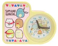 Yellow Rubber Clock 「 Sumikogusuri 」
