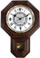 [Damaged] 1. Pendulum clock 「 Kantai Collection - KanColle - Romantic cafe KUJI 」 Pendulum clock award