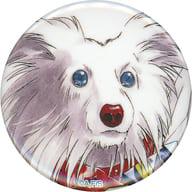 """哮天 dog """"HOSHIN ENGI Trading metal badge ver. A """""""