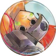 "Natach, ""HOSHIN ENGI Trading metal badge ver. C """