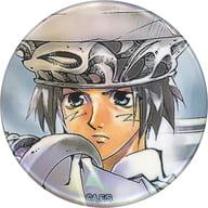 """紂王 """"HOSHIN ENGI Trading metal badge ver. D """""""