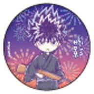Hiei 「 YuYu HAKUSHO metal badge 13. Graph Art Design Summer Festival ver. 」