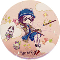 Central Eye (Helena Adams) 「 Identity V Garden In Shinjuku Marui Annex metal badge Graph Art Design 」 ×GraffArt