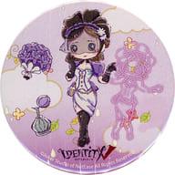 Perfumer (Willa Na Lee El) 「 Identity V Fifth Personality ×GraffArt Rainy garden in Shinjuku Marui Annex metal badge Graph Art Design 」
