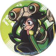 Asui Tsuyu 「 MY HERO ACADEMIA : The Movie World Heroes Mission Trading metal badge B (poster) 」 Theater goods