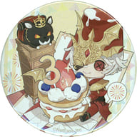 Postman (Victor Glantz) 「 Identity V Fifth Personality 3 rd Anniversary in SWEETS PARADISE Trading metal badge 」