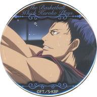 Daiki Aomine (A Pattern) 44 mm metal badge 「 Kuroko's BASKETBALL x Namja town Black style Collection Ver. Aomine 」 Rally Game! Tetsuya II's Present ~ 桐皇 Gakuen High School Edition ~ 44 mm metal badge (Seiho) Award