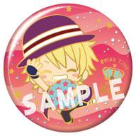 Kurusu Sho 「 Decorilla ☆ Badge Collection Utano Prince Sama Magi LOVE Revolutions Relax Time ver. 」